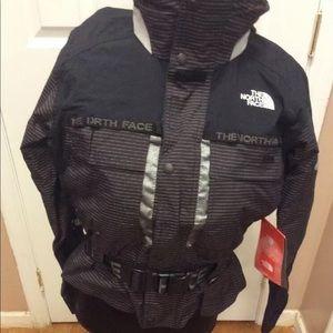 North face steep tech coat